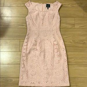 Adrianna Papell Crochet dress